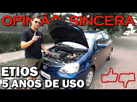Toyota Etios Com 5 Anos De Uso: Como Está O Carro? É Indestrutível? Algum Problema Crônico?