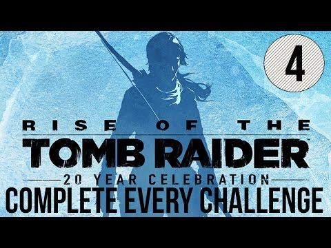 Rise of the Tomb Raider Data Corruption Challenge / Red Laptops Destroyed