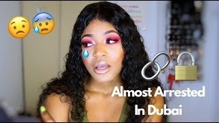 Download Video STORY TIME: I ALMOST GOT ARRESTED IN DUBAI (SCARY EXPERIENCE) | Beauty With Vee ♡ MP3 3GP MP4