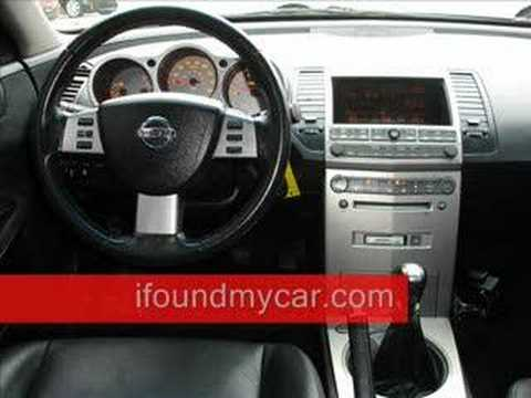 2004 nissan maxima se 6 speed for sale. Black Bedroom Furniture Sets. Home Design Ideas