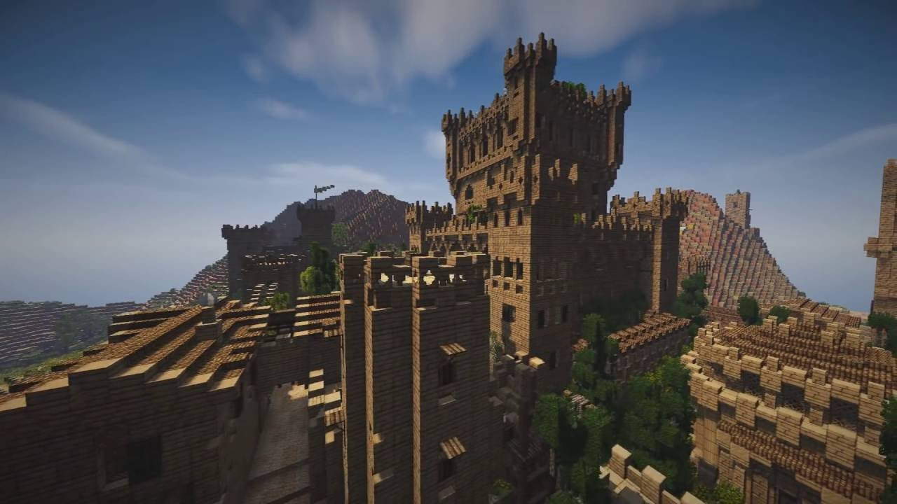 WesterosCraft Cinematic Two - Yronwood - YouTube
