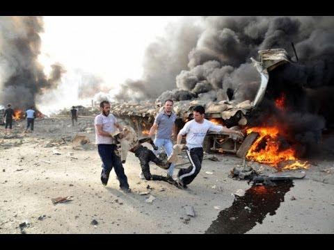 SYRIA  The True Story  - Syria War - Insane Heavy Intense Urban Firefight - A Shocking Documentary