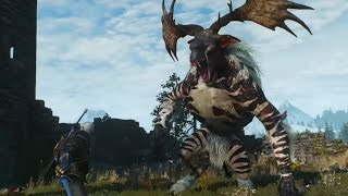 Нарезка геймплея The Witcher 3: Wild Hunt под музыку | Brutal Trailer