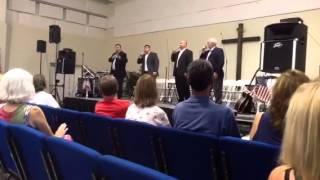 His Voice Quartet - Say Amen 7/11/15