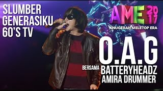 Download lagu Anugerah MeleTOP ERA 2017 Persembahan OAG ft BatteryheadzAmira AME2017 MP3