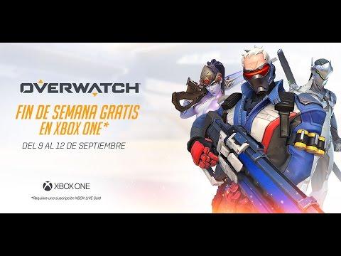 Overwatch | Fin de semana de prueba GRATIS