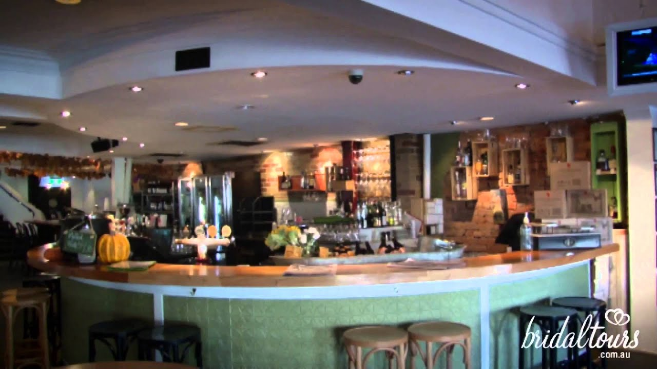Video Tour Of Rose Diner Bar A Wedding Reception Venue In Port