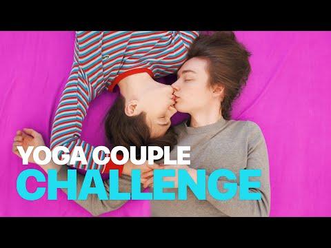 Boys Love Yoga! — Yoga Couple Challenge