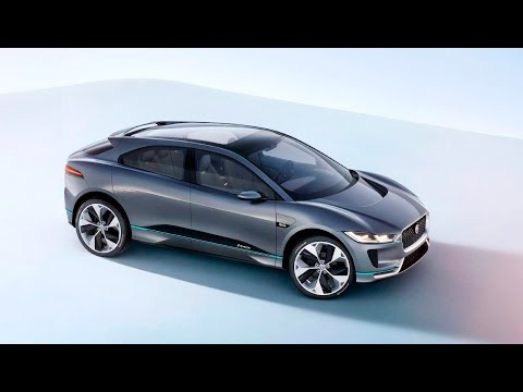 Jaguar Designers on the I Pace Electric Concept