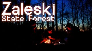 Zaleski State Forest | Ohio Backpacking, Bushcraft, Hiking, and Camping