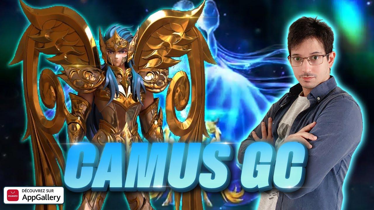 Download Camus GC - Version TEST - [Saint Seiya Awakening]