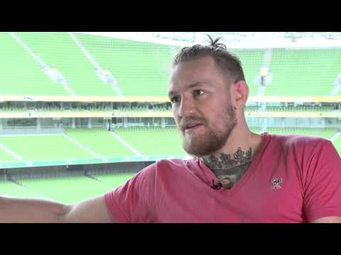 Conor McGregor Interview - Wednesday 9.30pm on Setanta Ireland