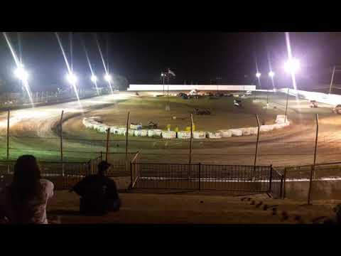 Championship Winner Crate Sprints Marysville Raceway Park