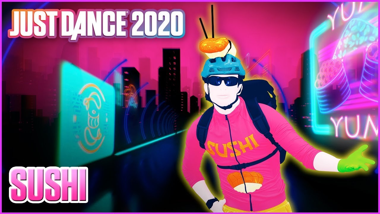 Monstercat Best Of 2020 Just Dance 2020: Sushi by Merk & Kremont   Official Track Gameplay