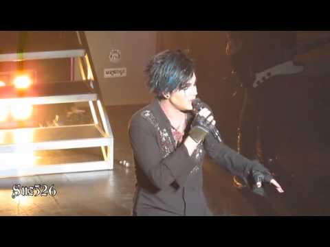 Adam Lambert Whataya Want From Me Los Angeles 121610 .m4v