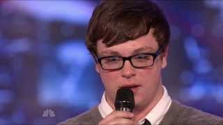 Jonathan Allen - America's Got Talent 2013 Season 8 Week 2 Auditions