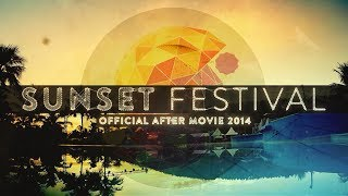 AFTER MOVIE SUNSET FESTIVAL // 2014