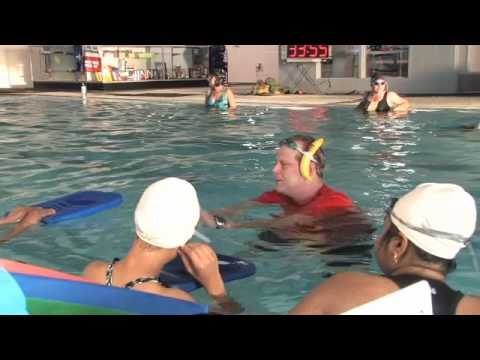 NItro Adult Swimming Lessons