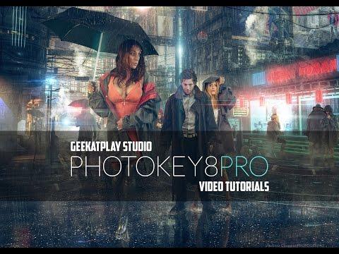 19 Photokey Pro Photoshop plugin creating shadow masks