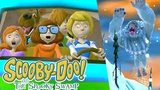 O ABOMINAVEL MONSTRO DAS NEVES no Scooby Doo! and the Spooky Swamp #10 // Raposa Verde