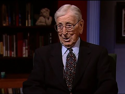 John Wooden on Between the Lines with Barry Kibrick