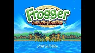 James & Friends Look-At: Frogger: Ancient Shadow (GCN)