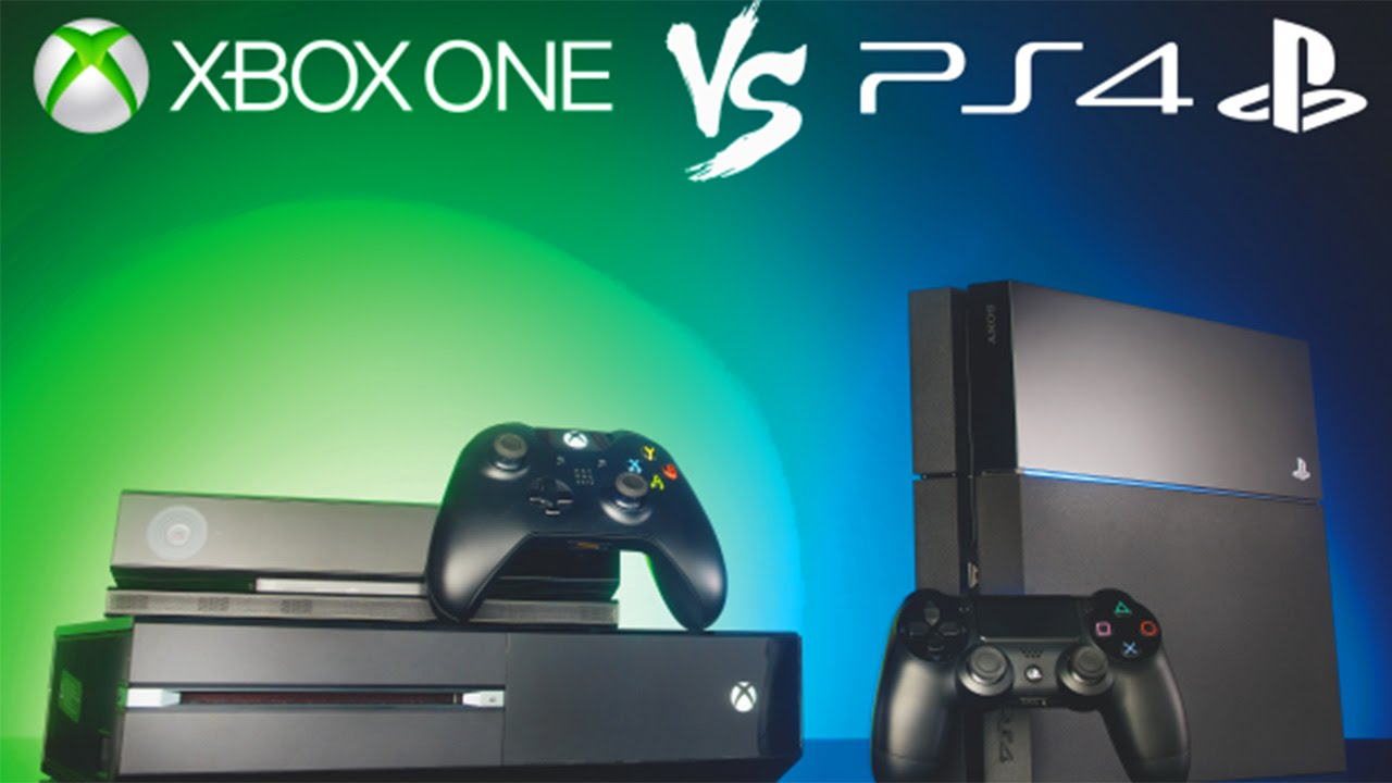 Ps4 Vs Xbox One Which One Should I Buy Youtube