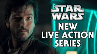 New Star Wars Live Action Streaming Series Featuring Cassian Andor Announced!