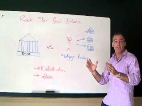 Rock Star Real Estate Minute  Mortgage Broker
