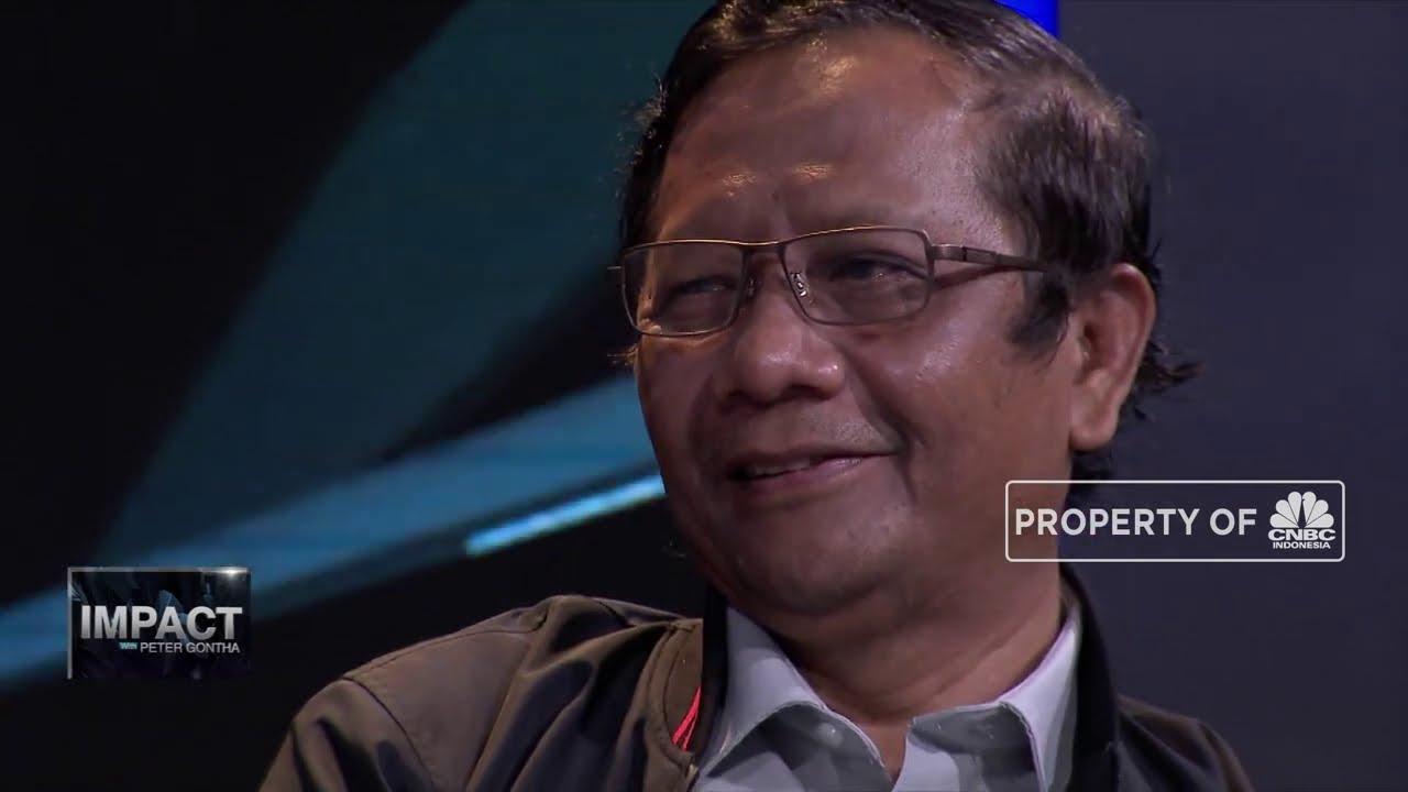 Mahfud MD Blak-Blakan Terkait Arah Politik Di 2024