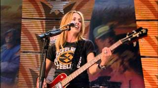 sheryl crow the first cut is the deepest live at farm aid 2003