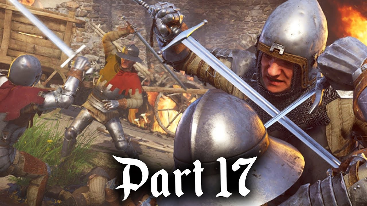 BIG BATTLE & RUNT - Kingdom Come Deliverance Gameplay ...