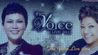 The Voice, 2012, Eliza chan, Maria Codeiro