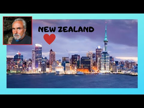 AUCKLAND, one of world's most beautiful harbours (NEW ZEALAND)