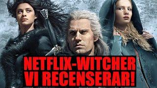 The Witcher - Vi sätter betyg!