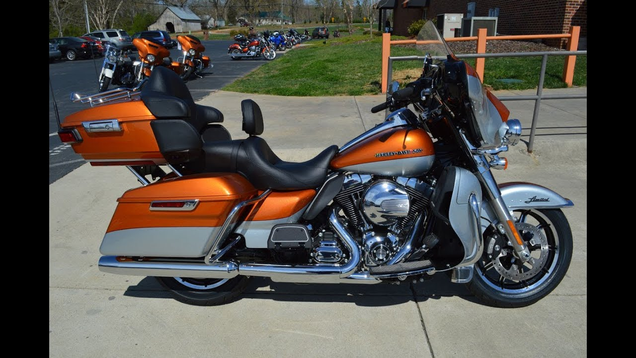 SOLD 2014 Harley DavidsonR FLHTK