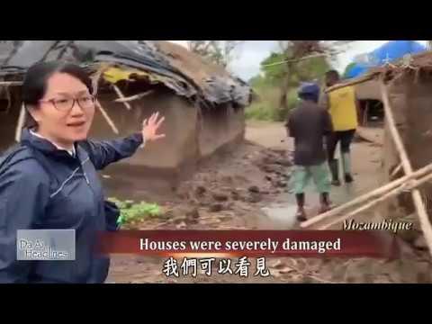 Mozambique: Idai Survivors Need Materials For Reconstruction-Tzu Chi International Relief (20190422)