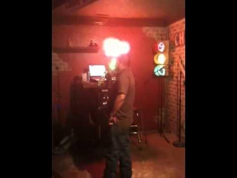 Espy does the best karaoke of god bless Texas I've ever hea
