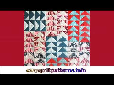 Quick And Easy Quilting Ideas