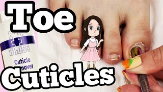 How To Use Blue Cross Cuticle …