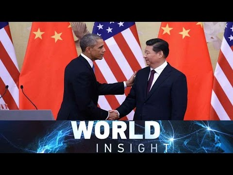 World Insight— Sino-US ties; INTV: Charlie Rose 04/02/2016