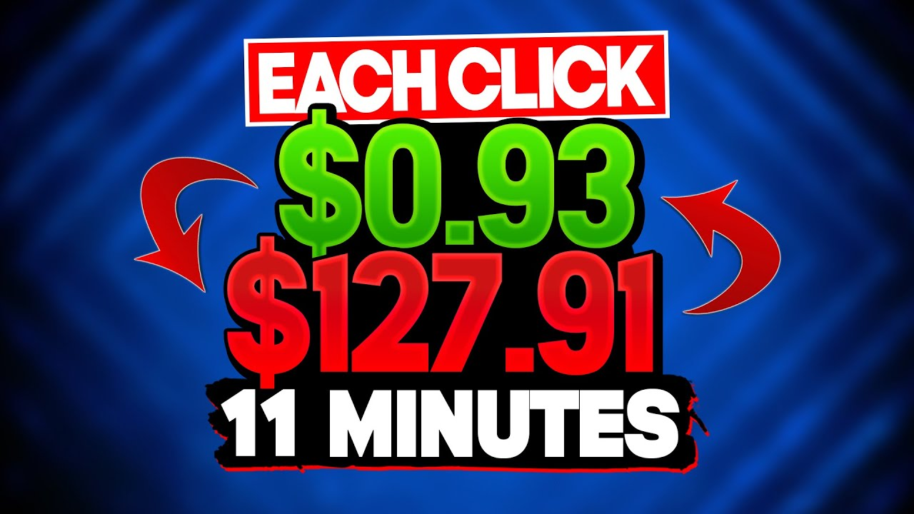 Get Paid 093 Per Click Free Paypal Money Fast Make Money Online