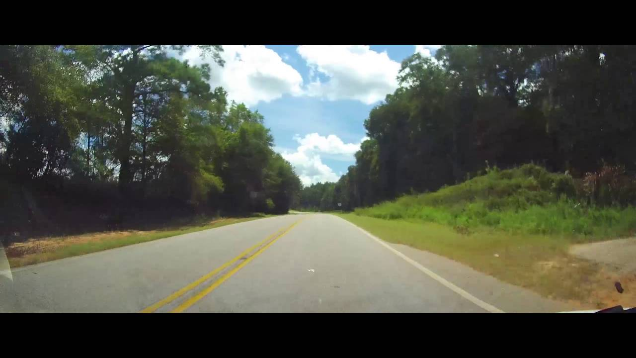Alabama jackson county section - Driving Through Houston County Alabama And Jackson County Florida
