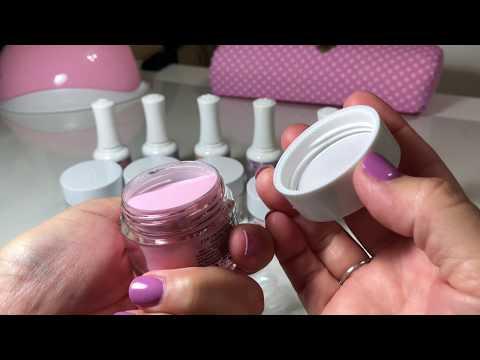 Dip Powder Nail Starter Kit By Kiara Sky