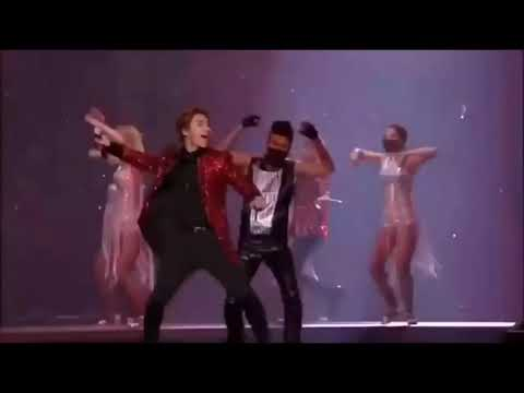 BIGBANG - FANTASTIC BABY (live Ver.)