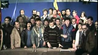Intrarea TVRL în emisie. 22 decembrie 1989