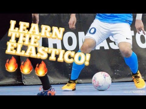 Learn the Elastico! Skills in 1min.