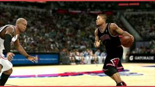 NBA 2K11 Xbox 360 Official Premiere Trailer