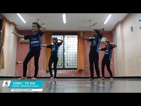 TU HAI Dance Video | MOHENJO DARO | SDA | Hrithik Roshan & Pooja Hegde