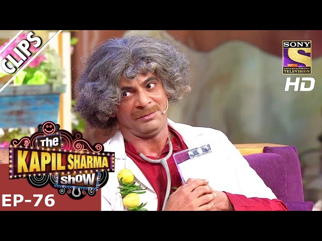 Dr. Mushoor Gulati becomes Yog Guru – The Kapil Sharma Show - 22nd Jan 2017